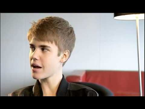 Justin Bieber April 1st In Denmark (Interview).. Special Message To His Danish Fans - TV2 NEWS