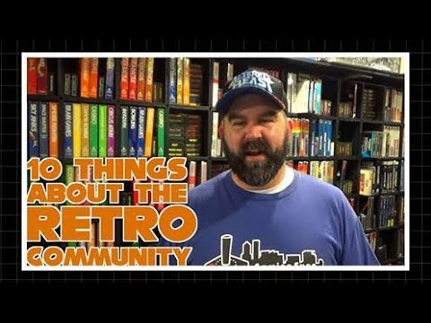 10 Things to Know about the Retro Gaming Community