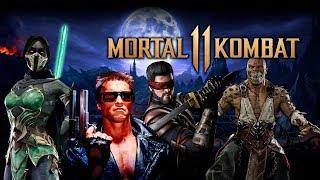 Mortal Kombat 11: kombat kast 2, filtraciones, rumores y noticias