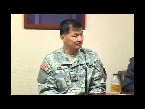 FEF-Healthcare IT-Challenges-Army-June 2011.wmv