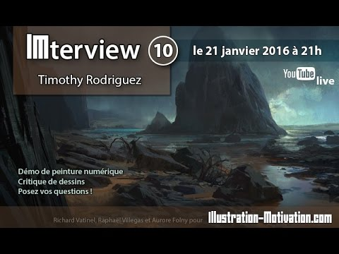 IMterview #10 : Timothy Rodriguez