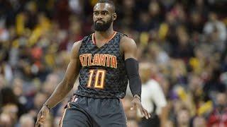 THJ & Hawks Bench Go Off In Win Vs. Cavs | Atlanta Hawks Highlights | 4.7.17