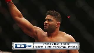 UFC Fight Night St. Petersburg: Alistair Overeem Vs. Aleksei Oleinik