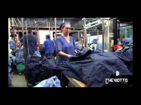 Fabricacion De Jeans \
