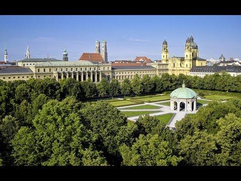 Alles über München - ein Stadtführer