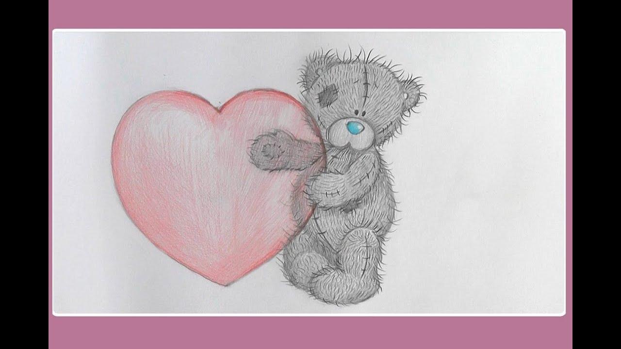 Рисунки сердечек