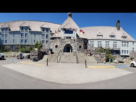 Timberline Lodge: The Shining Filming Location