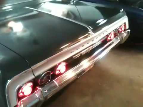 1964 impala taillights - YouTube