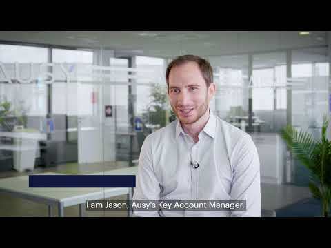Inside AUSY | Interview Jason Lebailly, Key Account Manager AUSY