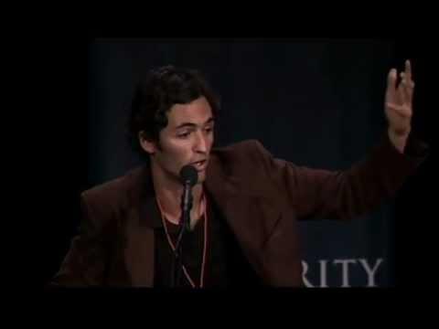 "Jason Silva on ""'The Undivided Mind' — Science and Imagination"" at Singularity Summit 2011"