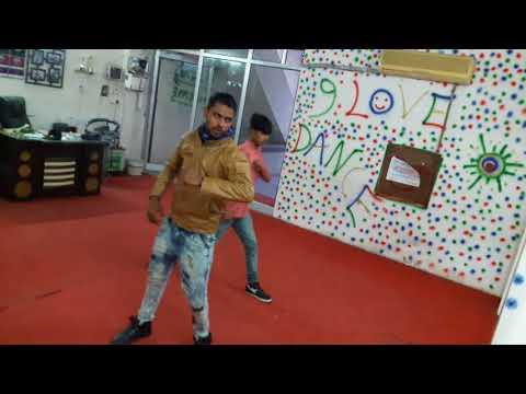 Acting dance