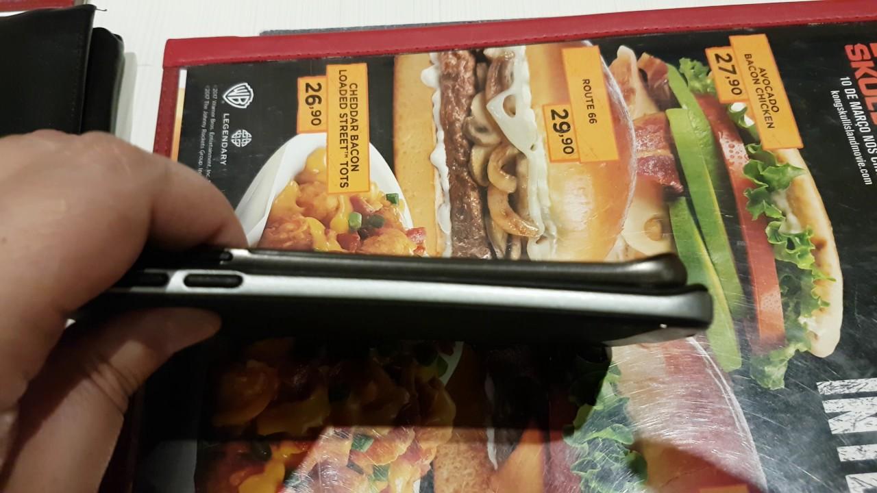 Capa Spigen Original E Falsificada Para Samsung Galaxy S7 Edge Military Armor Case Flat Crystal Shell Mercadolivre