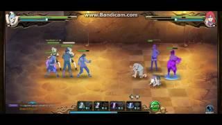 Naruto Online: Ninja Exam Lv 80 Water Main (Azure Fang)