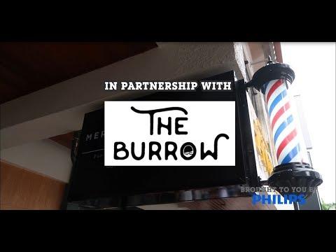 """The Burrow Movember -Grow a """"MO"""", Save a BRO!"""