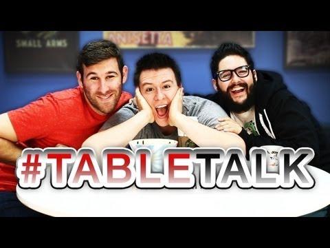 New Joe Bereta POSTER and The $6 Billion Button on #TableTalk!