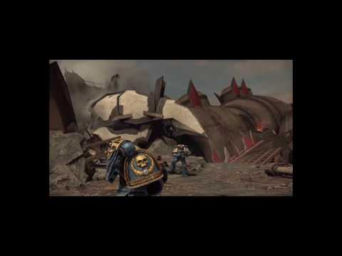 Warhammer 40K: Space Marine! Part 5: No Sense Of Small-Scale