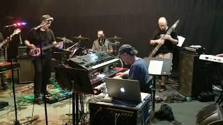 Vince DiCola & Friends: War (rehearsal/September, 2018)