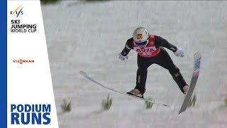 Johann Andre Forfang | Men's Large Hill | Nizhny Tagil | 1st place | FIS Ski Jumping