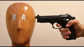 Point Blank With a Blank Gun: Is It Really Dangerous?