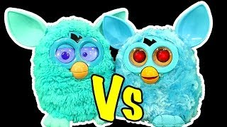Furby Vs Furby Dark Side Co Co No No Knock Off Nasty
