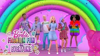 🌈 LE PODIUM SURPRISE ARC-EN-CIEL ! 🍭 | Fashion Fun | @Barbie Français