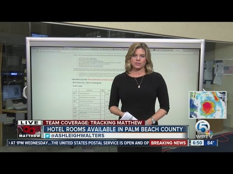 Hotel room availability in Palm Beach County