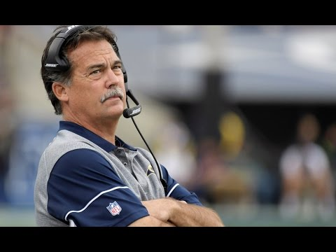 Jeff Fisher: I Want to Play the Rams