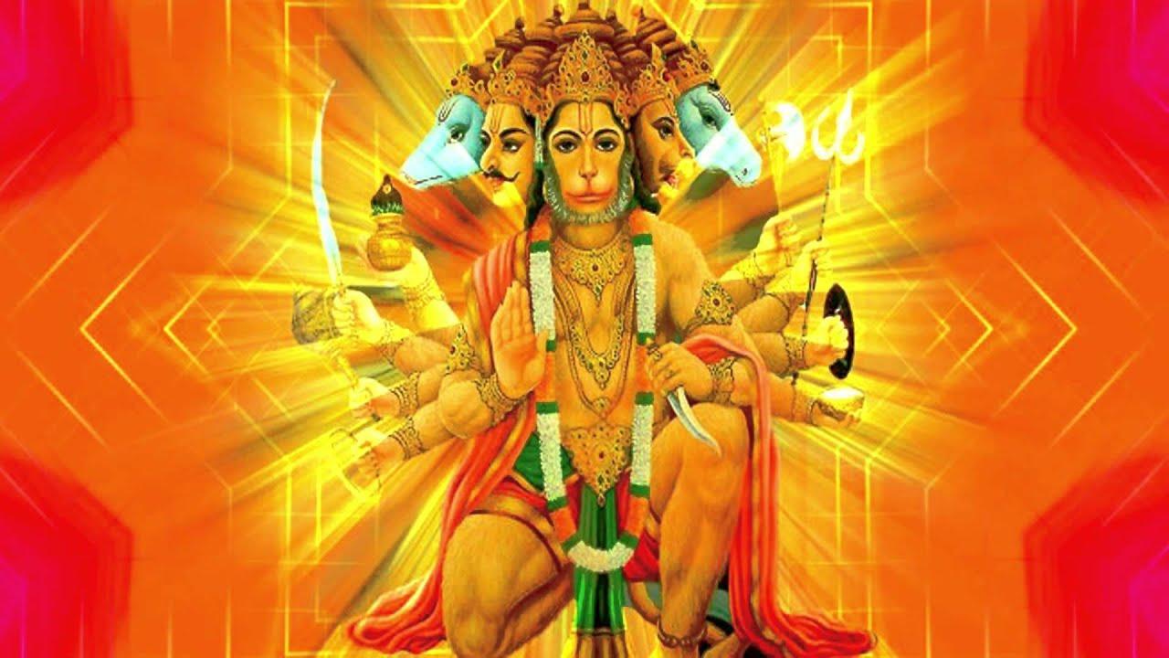 Hanuman 3d Wallpaper For Pc Panchmukhi Hanuman Kavach By Prem Prakash Dubey Youtube