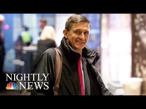 Mike Flynn's Immunity Request Rejected By Senate Intelligence Committee | NBC Nightly News