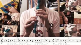 Just the way you are, Bruno Mars - Recorder (flute cover) - Carlos Rodríguez Parrón @carlosrpmusica