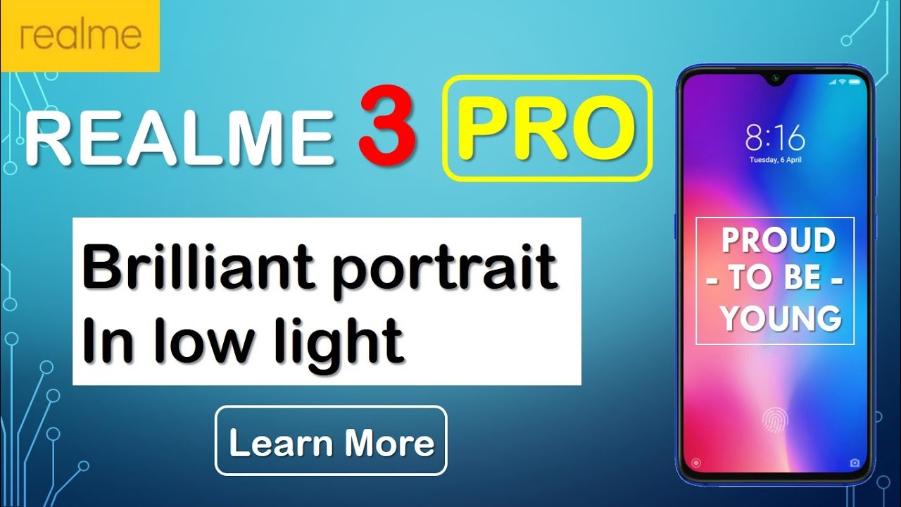 REALME 3 PRO CONFIRM DETAILS - CAMERA | DISPLAY | BATTERY | PROCESSOR |  PRICE