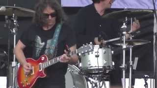 The War On Drugs An Ocean in Between the Waves Philly Festival Pier 7/12/15