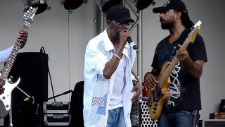Beres Hammond - I Feel Good - Live In Barrie - Caribfest 2010