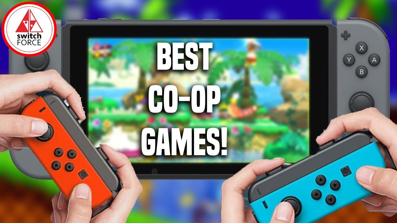 Best Co Op Games On Nintendo Switch Youtube