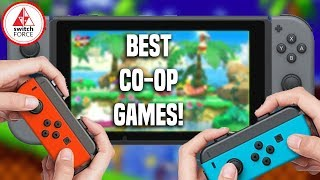 Best Co-Op Games On Nintendo Switch!