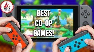 Best Co Op Games On Nintendo Switch!