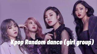 Kpop random dances 2009-2020 (girl group)