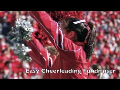 Easy Cheerleading Fundraiser Idea