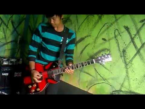 TRIAD - selir hati - solo guitar cover mp4
