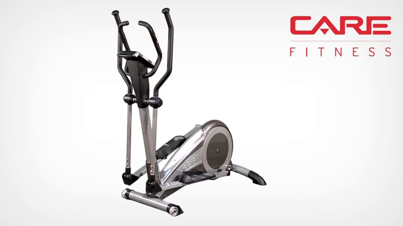 Care Avance Velo Elliptique Tool Fitness Youtube