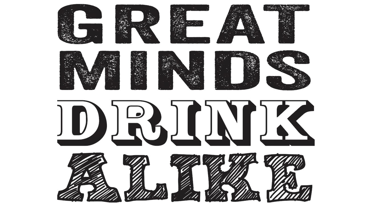 """RICK MONROE - """" Great Minds Drink Alike """" ( Official Music Video )"""