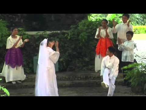 Pandang-Pandang - La Danza Filipiniana