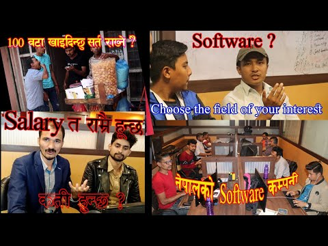 IT Company Vlog || Cam Story || Prakash Bhandari || IGC Technology Lazimpath Nepal
