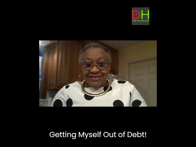 Janice's Debt Management Success Story - #DebtRelief #PIF