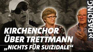 Kirchenchor reagiert auf: Trettmann - Grauer Beton | DASDING