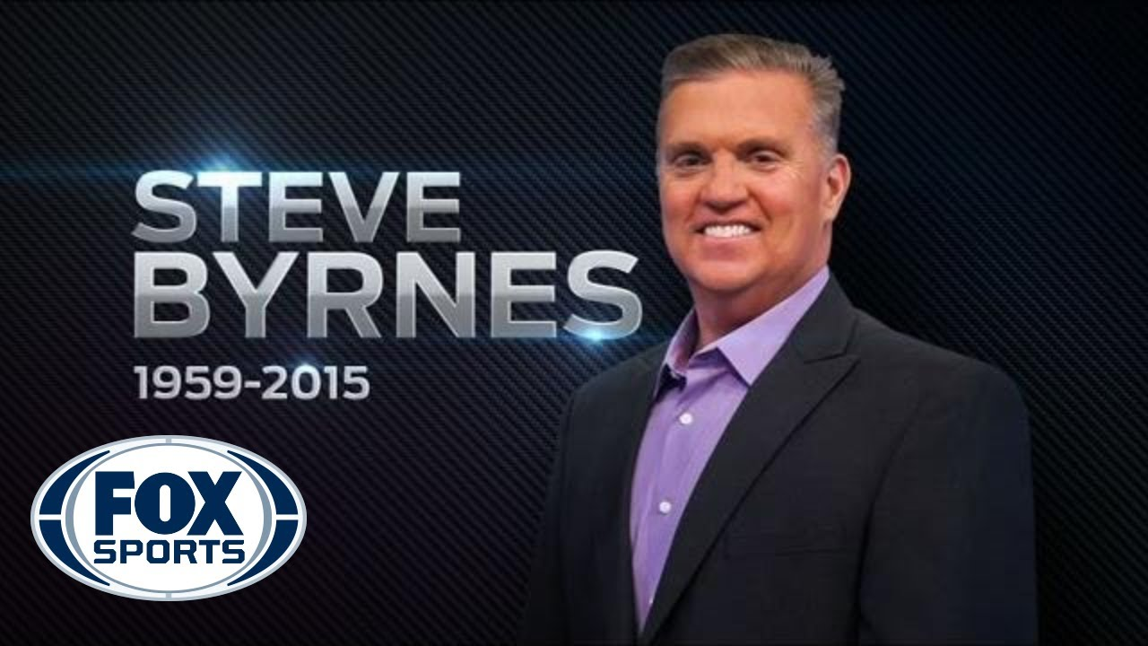 Steve Byrnes In memoriam Steve Byrnes among the best amp brightest of