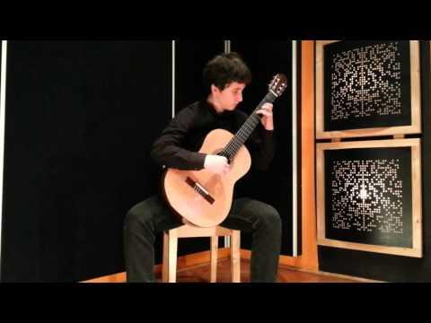 Fernando Sor - Opus 45 No 3 Petite Piece In A Major