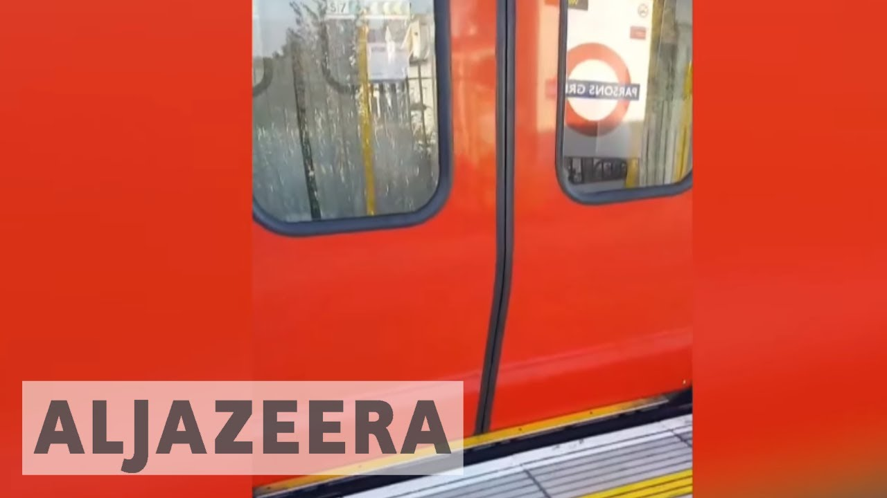 Police: London train blast intended to cause maximum damage