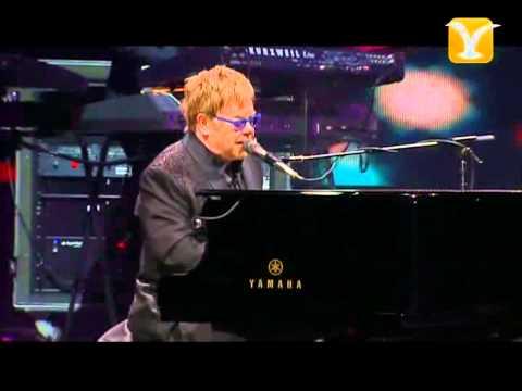 Elton John, Crocodile Rock, Festival de Viña 2013