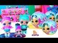 КОНКУРС КРАСОТЫ LOL SURPRISE DOLLS Блестящие Куклы ЛОЛ Bling Series Мультфильм For Kids mp3